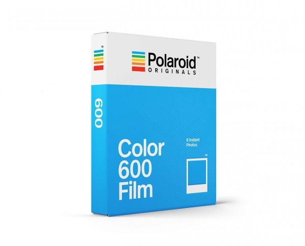 Polaroid Color 600 Film | Farb-Sofortbildfilm mit 8 Aufnahmen