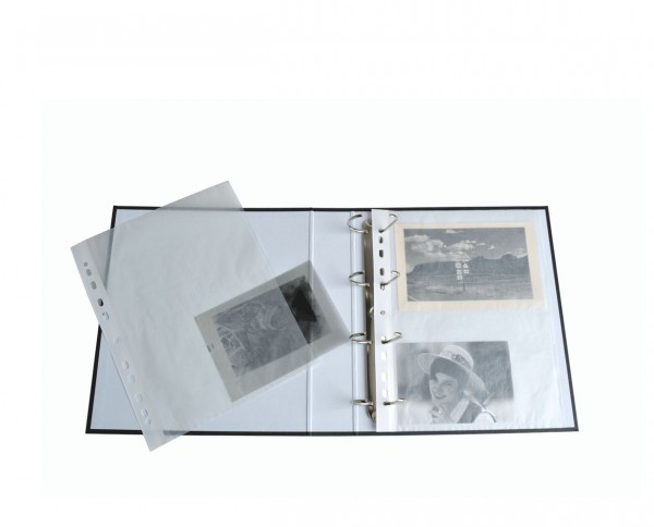 MACO glassine negative sleeves 13x18cm 25 sheets