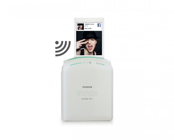 Fuji instax Share SP-1 Sofortbilddrucker Smartphone Printer