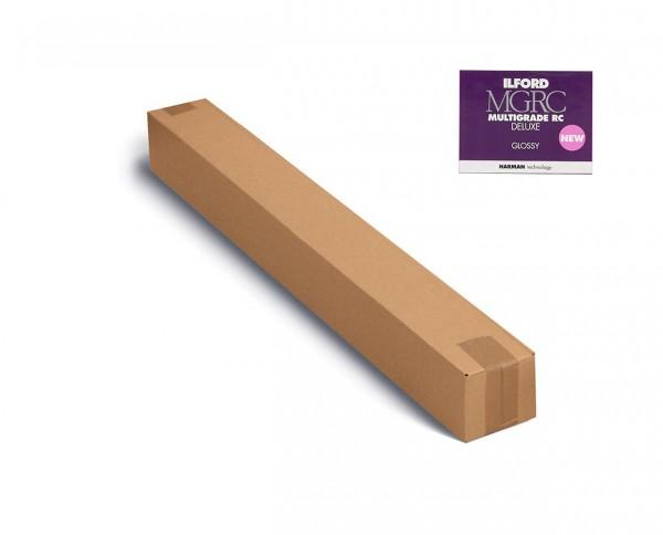 Ilford Multigrade IV RC De Luxe glossy (1M) wide role 106.7cm x 10m
