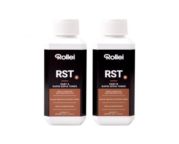 Rollei RST Sepia Toner 250ml Part A + 250ml Part B