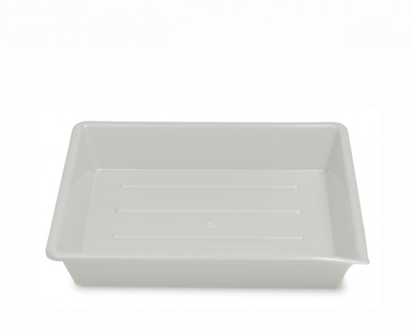 "Kaiser lab trays 12x16"" (30x40cm) white"