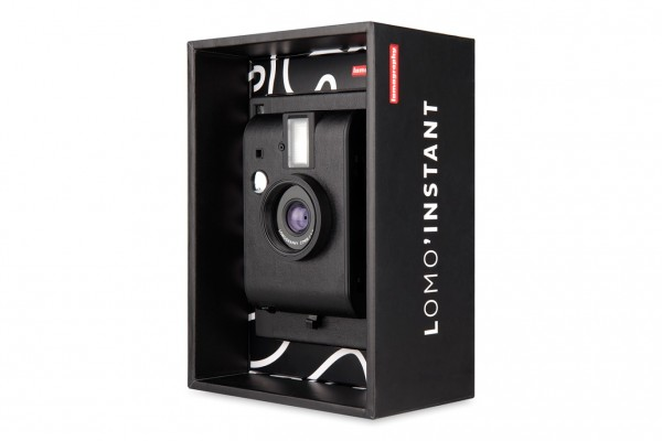 Lomography Instant Black Sofortbildkamera