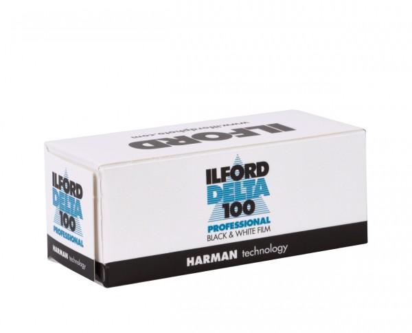 Ilford Delta 100 roll film 120
