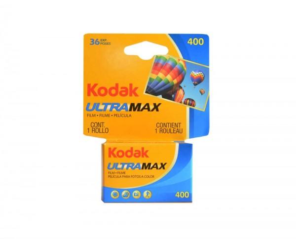 Kodak Ultra Max 400 35mm 36 exposures