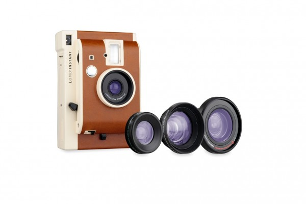 Lomography Lomo'Instant Sanremo instant camera incl. 3 lenses