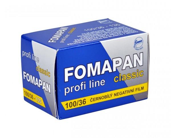 Fomapan 100 Classic 135-36