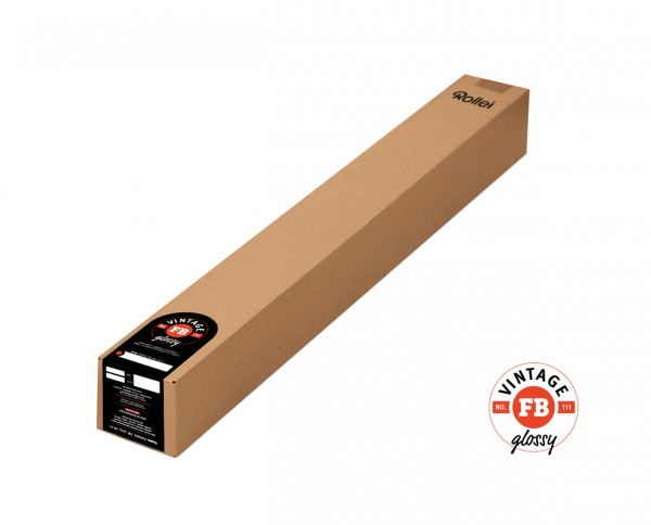 Rollei Vintage 111 FB glossy wide role 108cm x 10m