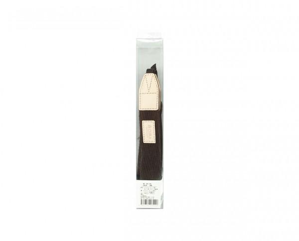 Cura herringbone strap dark-brown