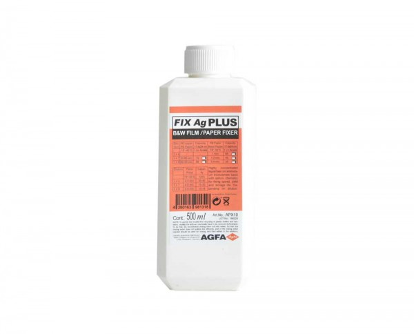 Agfa Fix Ag fixer concentrate 500ml
