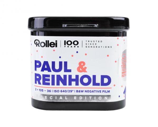 Rollei PAUL & REINHOLD 640 | 2 × 135-36