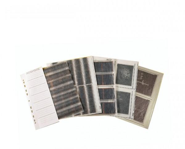 Kaiser Pergamin Negativhüllen 7 6er Streifen Kleinbildformat 35mm 100 Stück