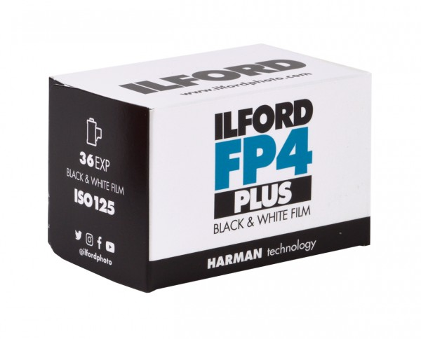 Ilford FP4 35mm 36 exposures