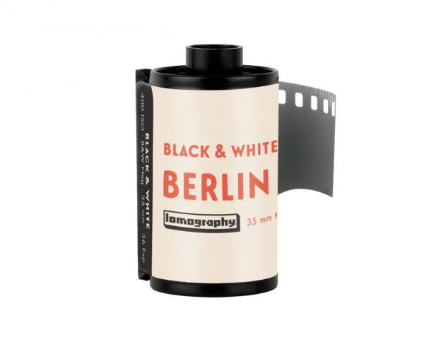 Lomography Berlin B&W 400 Kino 35mm 36 exposures