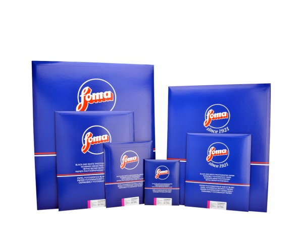 "Fomabrom Variant 111 FB glossy 16x20"" (40.6x50.8cm) 10 sheets"