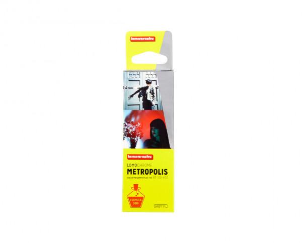 Lomography LomoChrome Metropolis 100-400 Pocketfilm 110