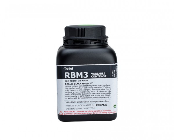 Rollei Black Magic Fotoemulsion Gradation variabel 300ml