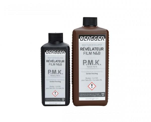 Bergger P.M.K. liquide Universalentwickler 250ml Part A + 500ml Part B