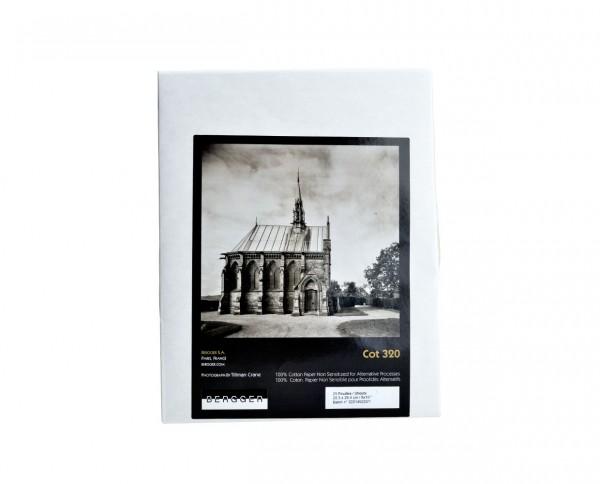 """Bergger Cot 320 20,3x25,4cm (8x10"""") 50 Blatt"""