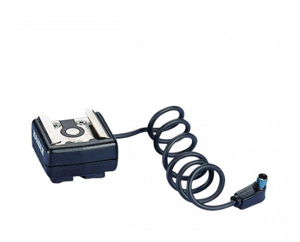Kaiser flash adapter with synchronizer wire