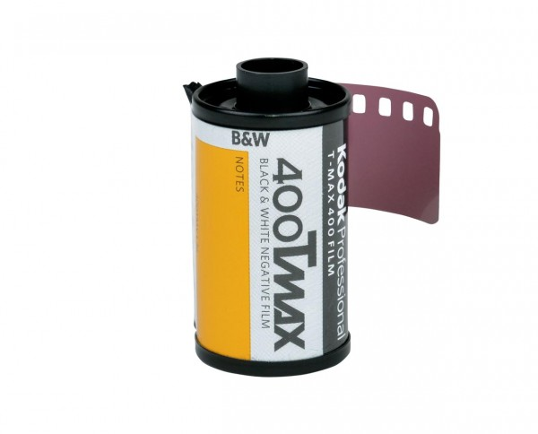Kodak T-MAX 400 35mm 36 exposures