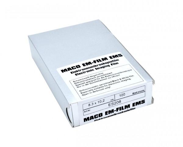 MACO EM film type S 8.3x10.2cm 100 sheets