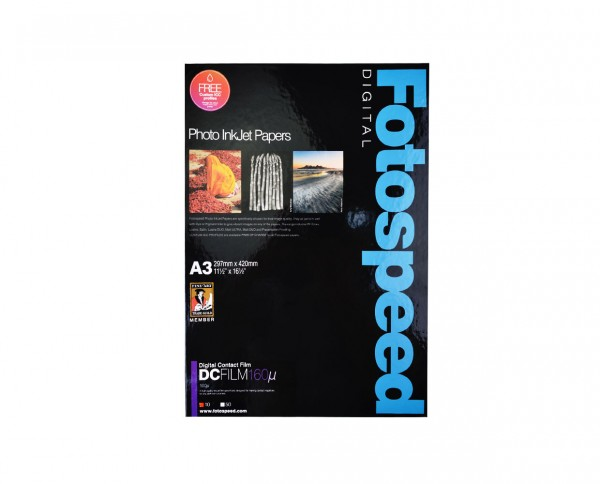 Fotospeed Digital Contact Film 160
