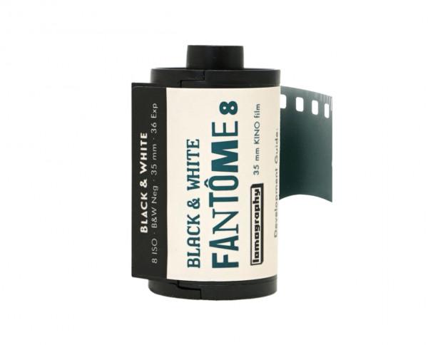 Lomography Fantôme Kino B&W 8 135-36