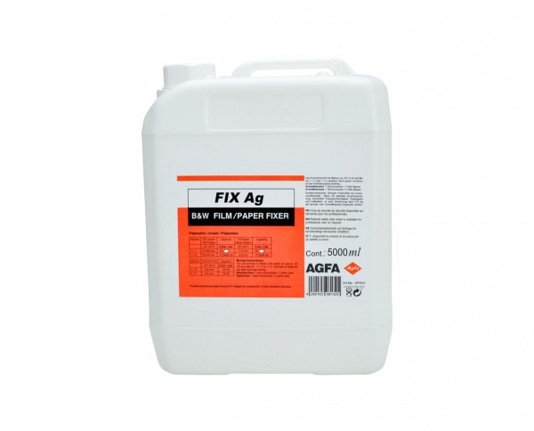 Agfa Fix Ag fixer concentrate 5l