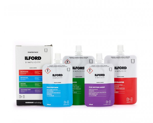 Ilford Simplicity Film Kit ROW