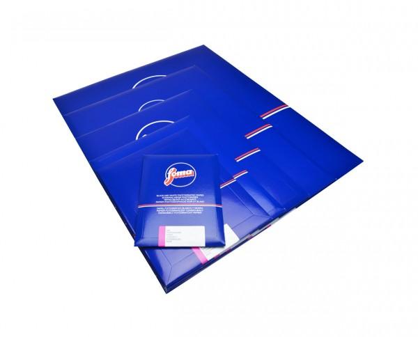 """Fomatone MG Classic 542 II FB warmtone matt/ chamois 7x9.5"""" (17.8x24cm) 10 sheets"""