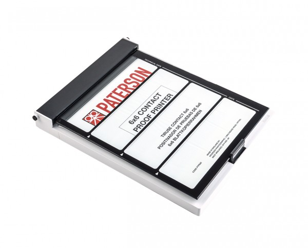 Paterson Proof Printer | Contact printing frame for 120 medium format negatives