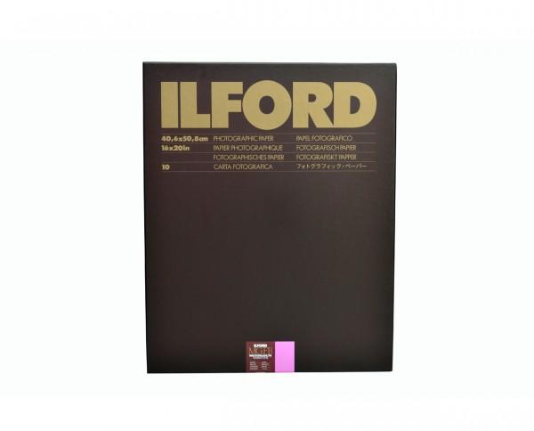 """Ilford Multigrade FB warmton glänzend (1K) 24x30,5cm (9,5x12"""") 50 Blatt"""