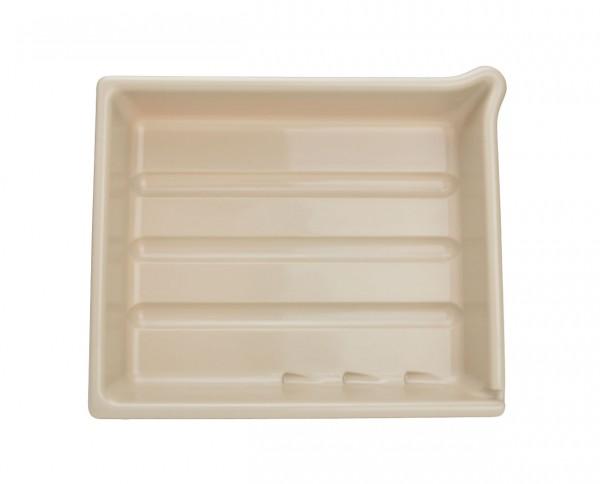 "AP developing tray 16x20"" (40x50cm) cream"