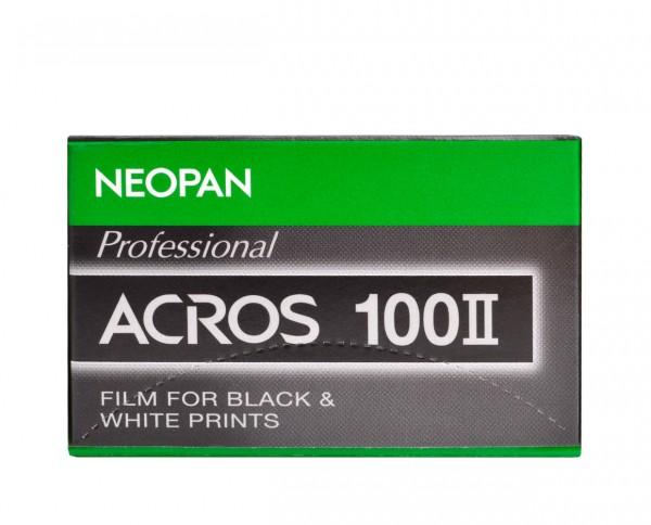 Fuji Neopan Acros 100 II 35mm 36 exposures
