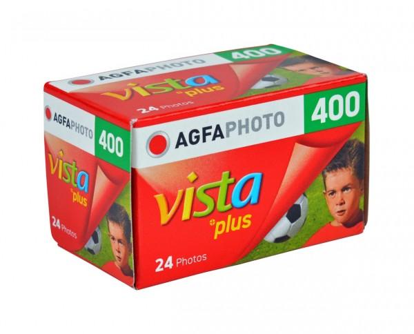 AgfaPHOTO Vista Plus 400 135-24
