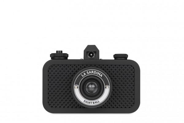Lomography La Sardina 8Ball 35mm pocket camera