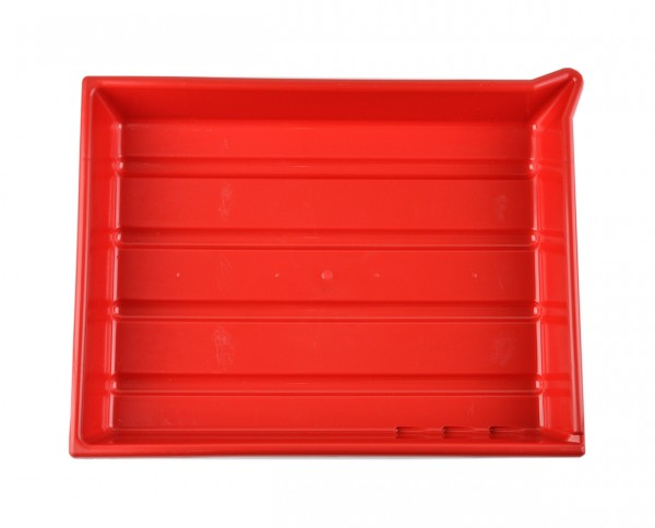 SALE | Paterson developing tray | 40x50cm (16x20') red