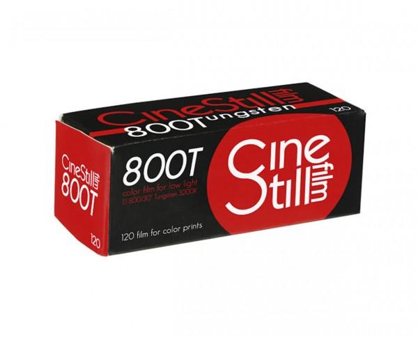 CineStill 800 Tungsten Xpro C-41 Rollfilm 120