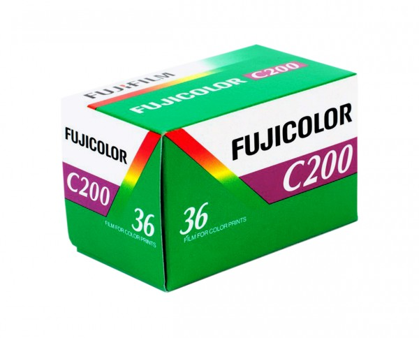Fujicolor C200 135-36