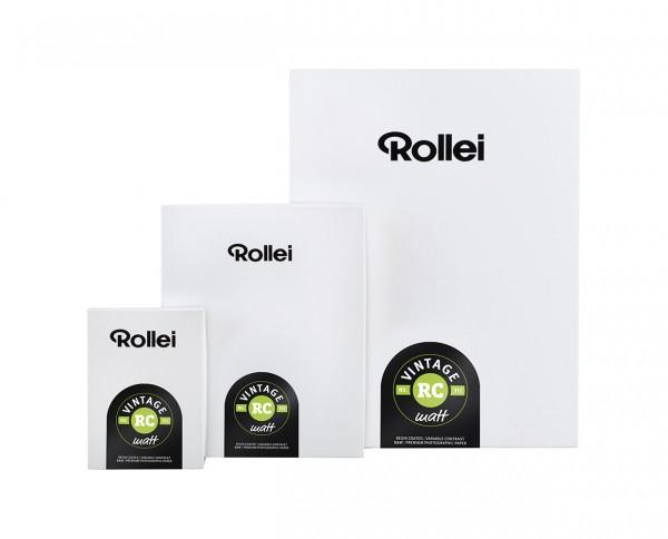 "Rollei Vintage 312 RC matt 17,8x24cm (7x9,5"") 50 Blatt"
