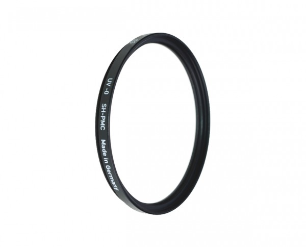 Heliopan UV (haze) filter diameter: 55mm (ES55) SH-PMC