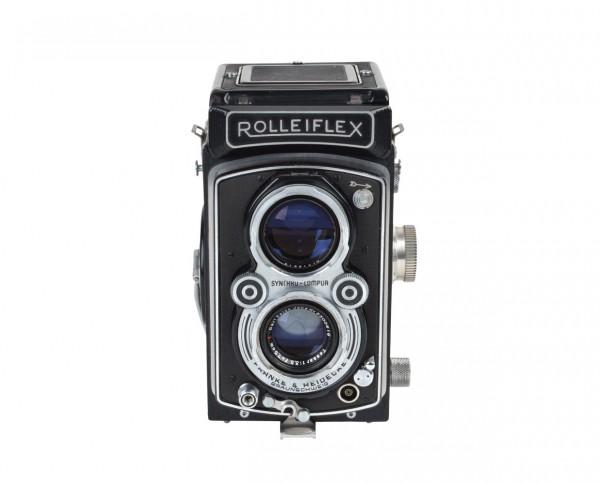 Rolleiflex 3,5 B | refurbished incl. 12 months warranty