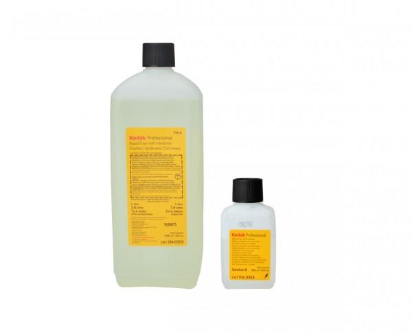 Kodak Schnellfixierbad mit Härter (Lösung A+B)