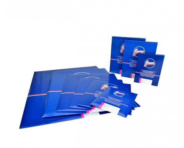 "Fomalux 111 FB special glossy 7x9.5"" (17.8x24cm) 100 sheets"