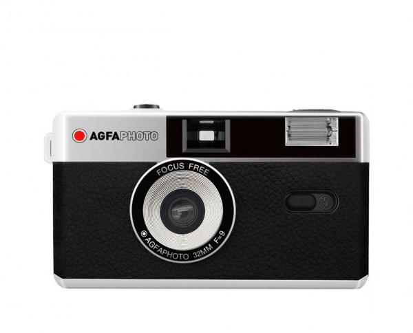 Agfaphoto Analoge 35mm Kamera black