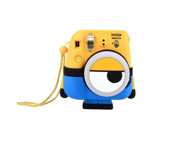 SALE | Fuji instax mini 8 Sofortbildkamera | Minion-Sonderedition