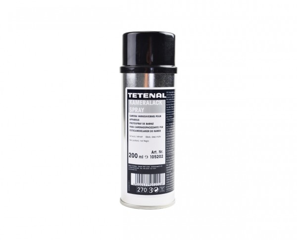 Tetenal camera vanish spray deep matte 200ml