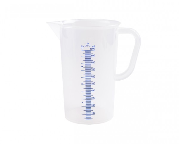 Vitlab Graduated beaker with handle 1,000ml