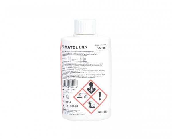 Fomatol LQN ehemals Classic PNB 250ml
